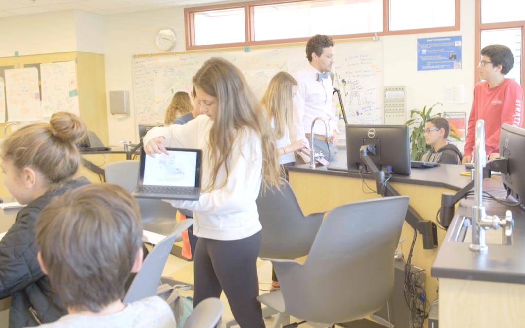 Windward School: The CBL Story