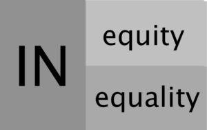 Inequality/inequity