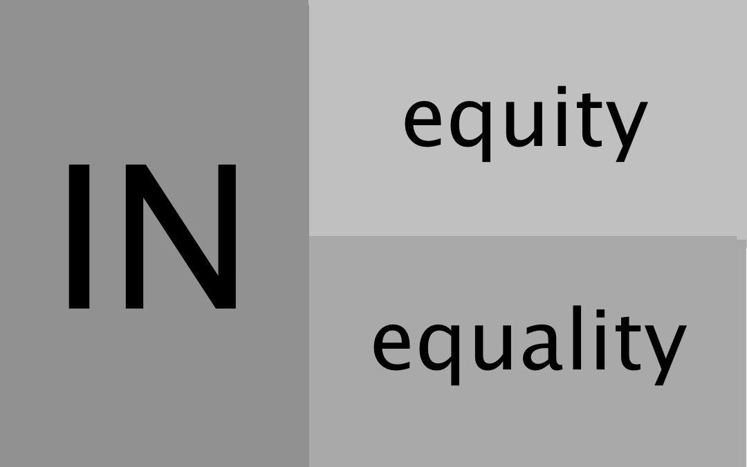Big Idea: Inequity/Inequality